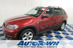 2011 BMW X5 xDrive35i AWD/SUNROOF/LEATHER INTERIOR