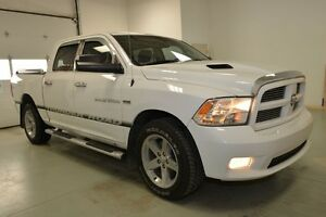 2011 Dodge Ram 1500 Sport LEATHER 5.7 HEMI ,CREW,NAVI