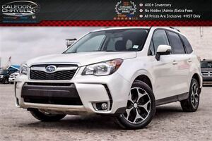 2015 Subaru Forester XT|Navi|Pano Sunroof|Backup Cam|Bluetooth|L