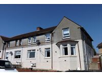 3 bed flat to rent/for let in Burns Crescent, Airdrie. DSS Considered