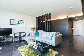 LUXURY Super-Studio, Pan Peninsula, E14. 24hr Concierge, Gym, Pool. - Canary Wharf, Crossharbour.