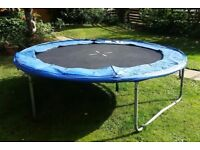 Well Used 8ft trampoline FREE !!!!