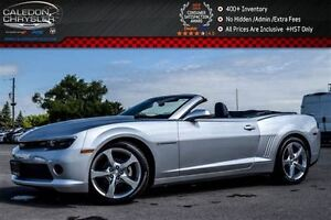 2015 Chevrolet Camaro RS|Convertible|Power Top|Bluetooth|Backup