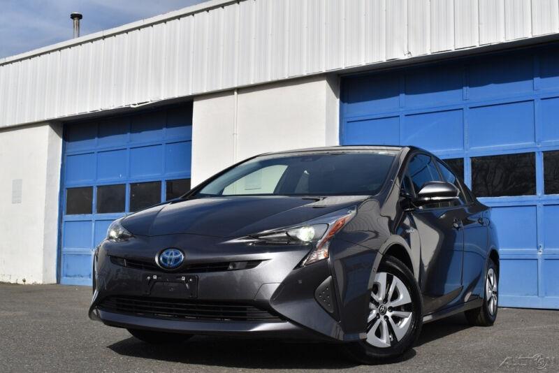 Image 1 Accidentée Toyota Prius 2018