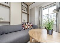 SPACIOUS STUDIO FLAT 2 MINS AWAY FROM NOTTING HILL GATE STATION AVAILABLE NOW !!