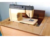 Bargain for quick sale - Sewing machine and table