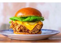 SOUS CHEF - CHICK 'n' SOURS - COVENT GARDEN
