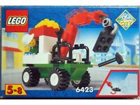 LEGO System Town 6423 Mini Tow Truck