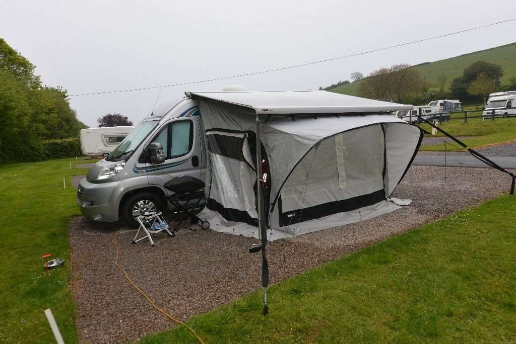 save off 17a4d 0cffa Thule Quickfit Awning Tent.   in Poole, Dorset   Gumtree