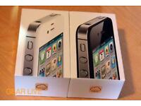 APPLE IPHONE 4S 16GB UNLOCKED BRAND NEW CONDITION BOX ACCESSORIES