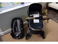 For Sale - Mothercare Orb travel system