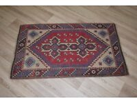 Caucasian Rug 124x72cm (DELIVERY AVAILABLE)