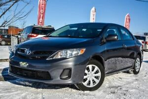 2013 Toyota Corolla CE, SUNROOF, HEATED SEATS, A/C