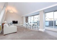 *RIVERSIDE* An exceptional four bedroom, three bathroom penthouse located in Chelsea Harbour.