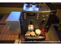 Coffee machines bean to cup Commercial