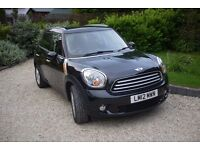 Mini Countryman - Great Condition. Bluetooth, air con, ceramic paint coating, extra winter tyres
