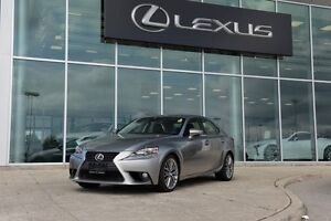 2014 Lexus IS 250 AWD * POWER MOONROOF BACKUP CAMERA HEATED SEAT