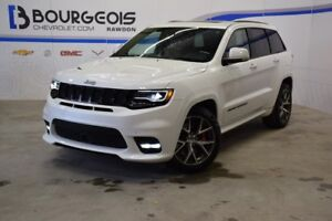 2017 Jeep GRAND CHEROKEE *** SRT, SYST. NAVIGATION, TOIT OUVRANT