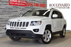 2014 Jeep COMPASS NORTH 4X4 NO ACCIDENTS
