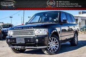 2009 Land Rover Range Rover SC|4x4|Navi|Sunroof|Backup Cam|Bluet