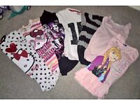 age 6-7 bundle of girls clothes