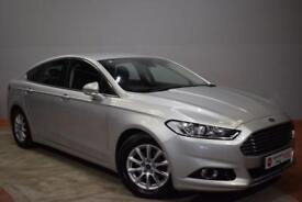 FORD MONDEO 1.6 TITANIUM ECONETIC TDCI 5d 114 BHP (silver) 2015