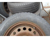 Nissan wheels and tyres