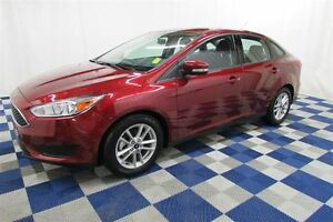 2016 Ford Focus SE/CLEAN HISTORY/ LOW KM/REAR VIEW CAMERA!!!
