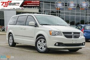 2012 Dodge Grand Caravan Crew | REMOTE START !! HEATED SEATS !!
