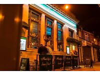 Experience bartenders needed for both full time and part time position in busy wine bar