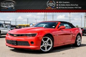 2015 Chevrolet Camaro LT|Leather|Backup-Camera|BlueTooth|Heated