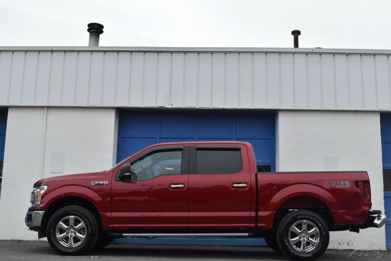 Image 1 Accidentée Ford F-150 2018