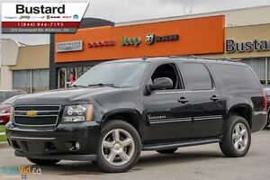 2014 Chevrolet Suburban LT | LEATHER | SUNROOF | NEW TIRES | LOA