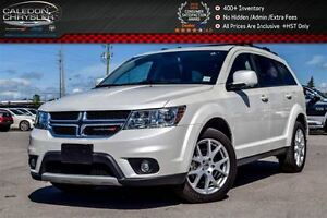2016 Dodge Journey Limited 7 Seater Sunroof Backup Cam Bluetooth