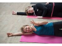 Pilates Classes Glasgow West End Beginners and Improver Levels