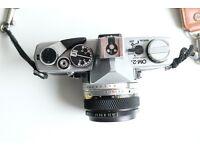 Olympus OM2N Film Camera