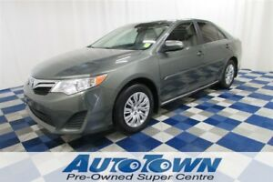 2012 Toyota Camry LE/TOUCH SCREEN/USB/HTD SEATS/BLUETOOTH