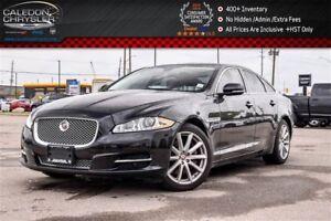 2015 Jaguar XJ Premium Luxury|AWD|Navi|Pano Sunroof|Backup Cam|B