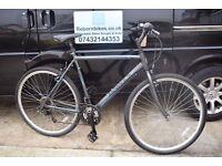 "Dawes Discovery Trail Mens Hybrid Bike.22"" Aluminium Frame.18 Speed. VGC. (23.1)"