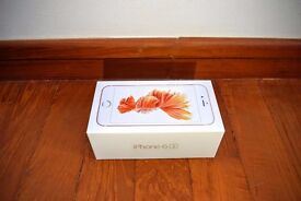 Apple iPhone SE 16gb Rose Gold *SEALED*