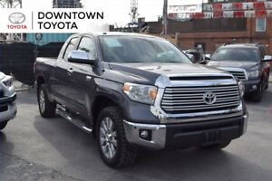2015 Toyota Tundra LIMITED, 4X4, LEATHER, 1 OWNER
