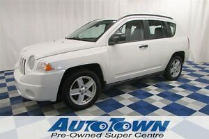 2007 Jeep Compass Sport//ALLOYS/A/C/LOW KM/GREAT PRICE