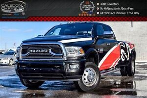 2016 Ram 3500 Longhorn Limited|4x4|Diesel|Navi|Sunroof|Leather|R