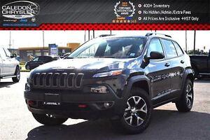 2016 Jeep Cherokee Trailhawk|4x4|Navi|Backup Cam|Bluetooth|Keyle