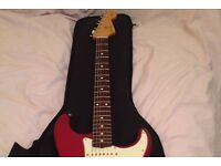 Fender Stratocaster - Red 60s Classic Player
