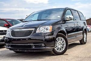 2015 Chrysler Town & Country Limited|Backup Cam|Bluetooth|Leathe