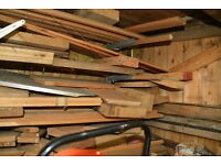 Shed_Clearout_Wood_Sale_Various Lengths_Pieces_at Selected Prices.