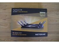 NETGEAR Nighthawk X6 Tri-Band Wireless