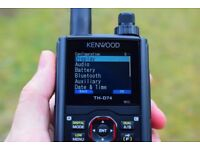 kenwood hd 74 new handheld