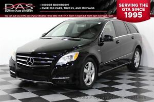 2012 Mercedes-Benz R-Class R 350 BlueTec NAVIGATION/PANORAMIC SU